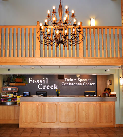 Reservations| Fossil Creek Hotel & Suites in Russell KS