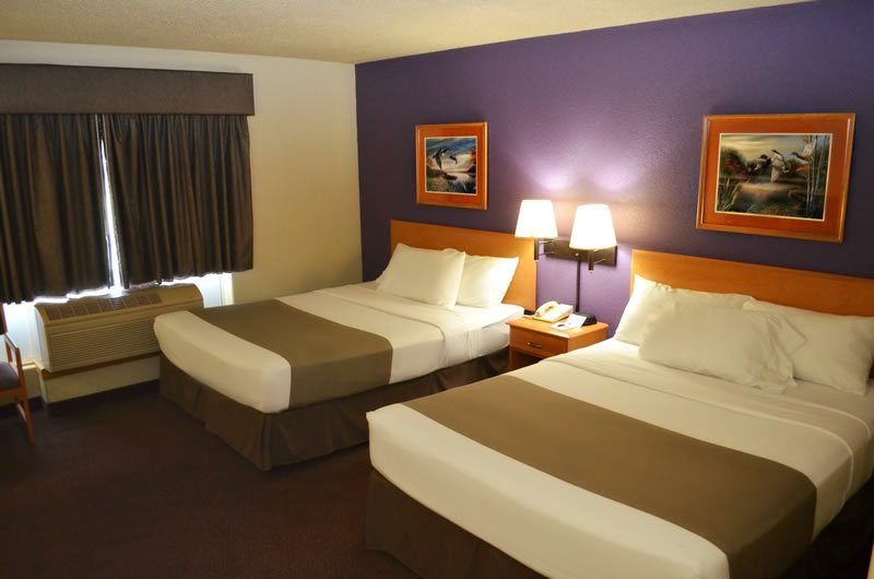 Fossil Creek Hotel & Suites| Double Queen Room